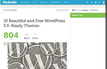 http://mashable.com/2010/08/04/wordpress-3-0-themes/#