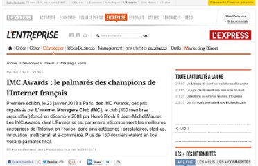 http://lentreprise.lexpress.fr/marketing-et-vente/imc-awards-le-palmares-des-champions-de-l-internet-francais_38164.html#content