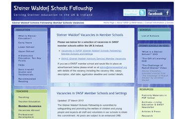 http://www.steinerwaldorf.org.uk/_teachingvacancies.html