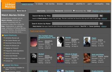 Watch Movies Online - Download Movies - Watch Free Online TV-Shows ...