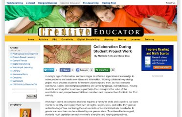 http://creativeeducator.tech4learning.com/v03/articles/Collaboration