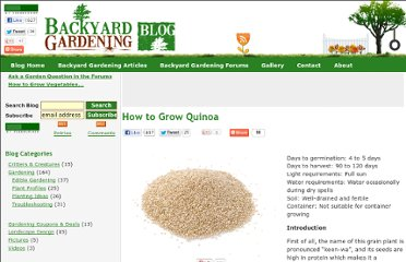 http://www.gardeningblog.net/how-to-grow/quinoa/
