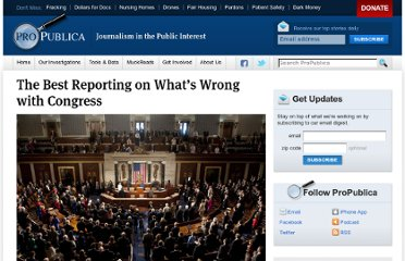 http://www.propublica.org/article/the-best-reporting-on-whats-wrong-with-congress