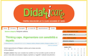 http://www.didatticare.it/category/religione-cattolica/