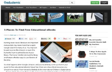 http://edudemic.com/2013/01/free-educational-ebooks/