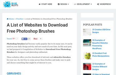 http://blueblots.com/freebies/a-list-of-websites-to-download-free-photoshop-brushes/