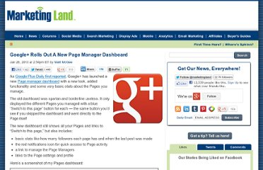 http://marketingland.com/google-rolls-out-a-new-page-manager-dashboard-31818