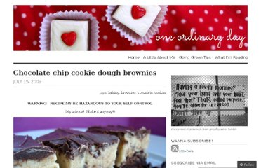 http://oneordinaryday.wordpress.com/2009/07/15/chocolate-chip-cookie-dough-brownies/