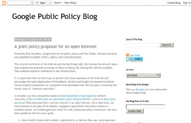 http://googlepublicpolicy.blogspot.com/2010/08/joint-policy-proposal-for-open-internet.html