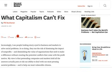 http://blogs.hbr.org/cs/2013/01/what_capitalism_cant_fix.html