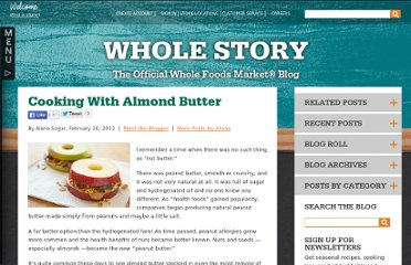 http://www.wholefoodsmarket.com/blog/whole-story/cooking-almond-butter