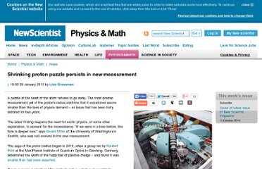 http://www.newscientist.com/article/dn23105-shrinking-proton-puzzle-persists-in-new-measurement.html