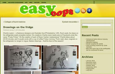 http://www.easyoops.com/drawings-on-the-fridge