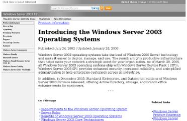 http://www.microsoft.com/windowsserver2003/evaluation/overview/family.mspx