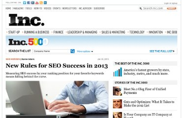 http://www.inc.com/aaron-aders/new-rules-for-seo-success-in-2013.html
