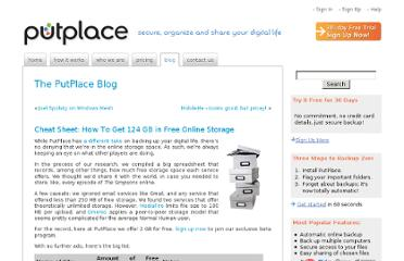http://blog.putplace.com/2008/05/27/cheat-sheet-how-to-get-124-gb-in-free-online-storage/