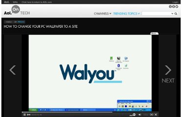 http://on.aol.com/video/how-to-change-your-pc-wallpaper-to-a-site-7562
