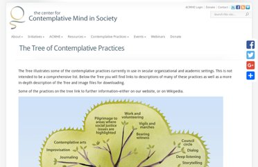 http://www.contemplativemind.org/practices/tree