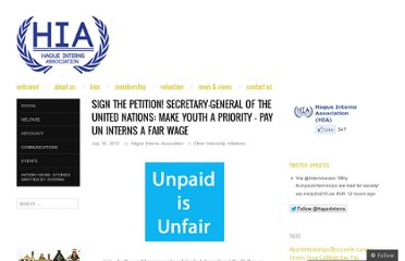 http://hagueinternsassociation.org/2012/07/30/sign-the-petition-secretary-general-of-the-united-nations-make-youth-a-priority-pay-un-interns-a-fair-wage/