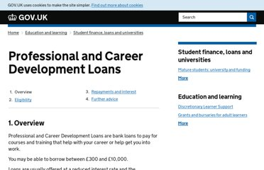 https://www.gov.uk/career-development-loans/overview