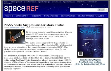 http://www.spaceref.com/news/viewpr.html?pid=12368