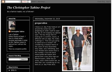 http://thechristophersabinoproject.blogspot.com/search?updated-max=2010-12-26T14:16:00-08:00&max-results=15