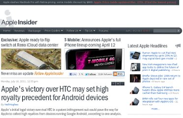 http://appleinsider.com/articles/11/07/18/apples_victory_over_htc_may_set_high_royalty_precedent_for_android_devices