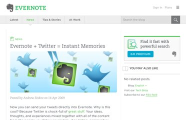 http://blog.evernote.com/blog/2009/04/14/evernote_twitter/