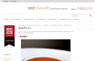 http://shesimmers.com/2010/03/homemade-sriracha-how-to-make-authentic.html