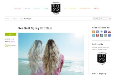 http://blog.freepeople.com/2012/08/sea-salt-spray-hair/#more-55132