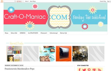 http://www.craft-o-maniac.com/2010/10/craft-o-maniac-monday-link-party-with.html