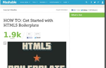 http://mashable.com/2010/09/01/html5-boilerplate-guide/