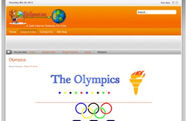 http://www.kidskonnect.com/subjectindex/30-categories/sports/261-olympics.html
