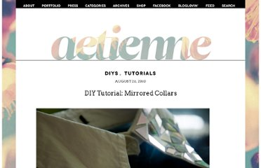 http://aetienne.net/2010/08/26/diy-tutorial-mirrored-collars/