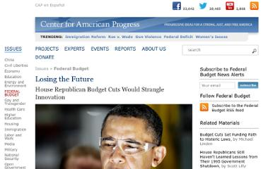 http://www.americanprogress.org/issues/budget/news/2011/02/14/9025/losing-the-future/