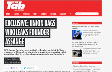 http://cambridge.tab.co.uk/2011/03/06/exclusive-union-bags-wikileaks-founder/
