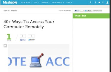 http://mashable.com/2007/09/06/remote-access/
