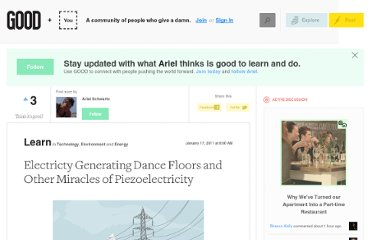 http://www.good.is/posts/electricty-generating-dance-floors-and-other-miracles-of-piezoelectricity