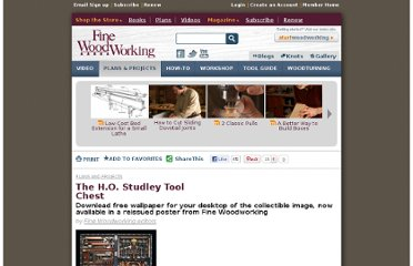 http://www.finewoodworking.com/woodworking-plans/article/the-ho-studley-tool-chest.aspx