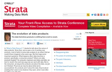 http://strata.oreilly.com/2011/09/evolution-of-data-products.html