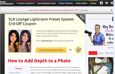 http://www.expertphotography.com/how-to-add-depth-to-a-photo/