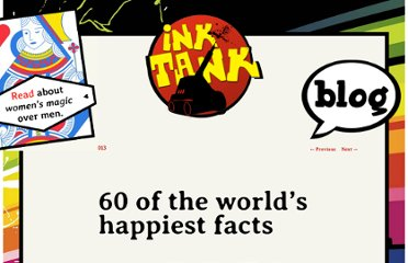 http://inktank.fi/60-of-the-worlds-happiest-facts/