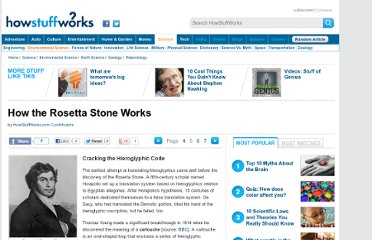 http://science.howstuffworks.com/environmental/earth/geology/rosetta-stone4.htm