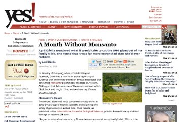 http://www.yesmagazine.org/planet/a-month-without-monsanto/