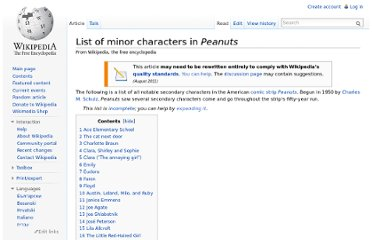 http://en.wikipedia.org/wiki/List_of_minor_characters_in_Peanuts#555_95472