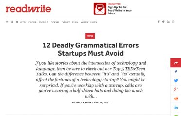 http://readwrite.com/2012/04/16/the-dirty-dozen-grammatical-er