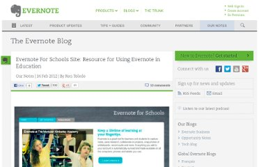 http://blog.evernote.com/blog/2012/02/14/evernote-for-schools-site-resource-for-using-evernote-in-education/
