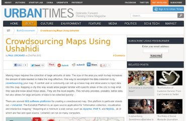 http://urbantimes.co/2012/02/crowdsourcing-maps-ushahidi/