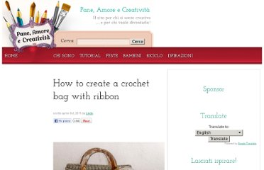 http://www.paneamoreecreativita.it/blog/how-to-create-a-crochet-bag-with-ribbon/