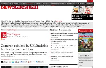http://www.newstatesman.com/politics/2013/02/cameron-rebuked-uk-statistics-authority-over-debt-lies